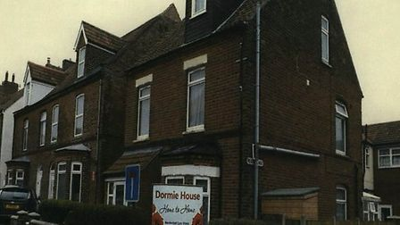Dormie House care home in Sheringham. Picture: Planning documents