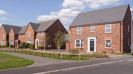 New build houses. Picture: GettyImages