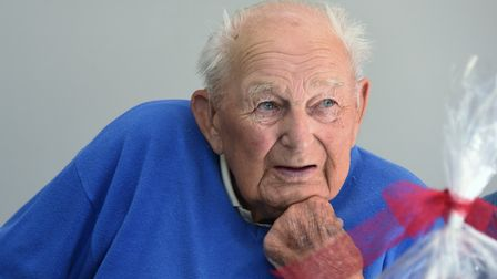 World War Two veteran, William 'Billy' Twiddy, remembers the couple, Pierre and Maricke Bertrand, wh