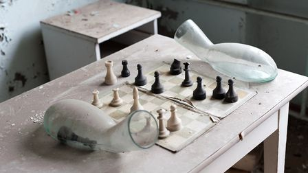 Photographer Lucy Shires visited the Chernobyl disaster area in the Ukraine. Photo: Lucy Shires.