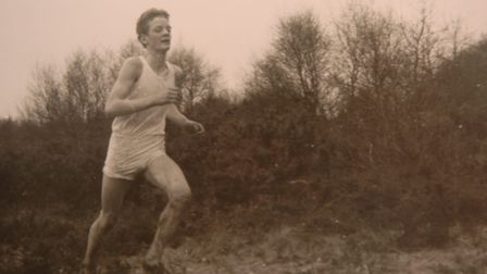 James Dyson, aged 16, won a cross country race in 1965 at Gresham's School. He has always been thank