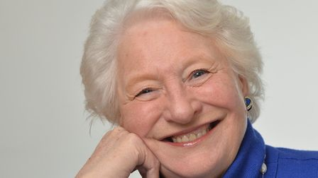 Dame Mary Peters is coming to North Walsham. Picture: Aaron McCracken/Harrisons