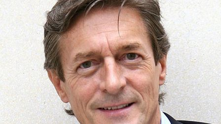 Nigel Havers appeared at the Holt Festival. Picture: supplied by Holt Festival