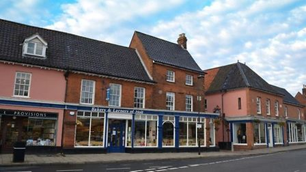 Bakers & Larners of Holt. Pic: Archant