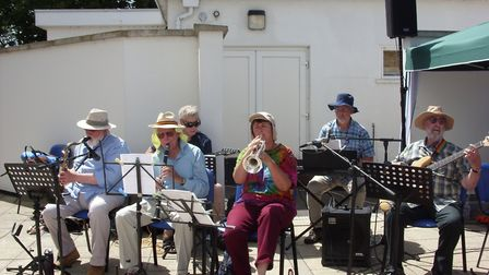 A scene from the Cromer Hospital fete in June 2019. Picture: Anita Martins
