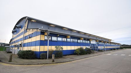 Sheringham's Splash leisure and fitness centre. Picture: ANTONY KELLY