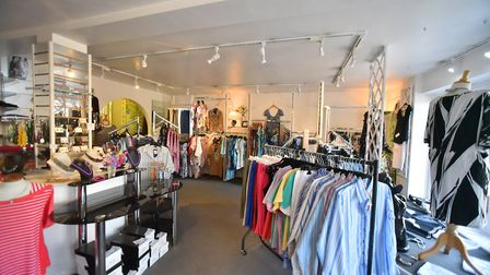 Annette Collins Ladies Fashions in Wroxham is set to close its doors after many years of business in