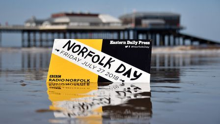 Norfolk Day takes place on Saturday. Picture: ANTONY KELLY