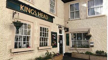 Plans to expand the King's Head in Cromer have been submitted. Picture: Planning documents