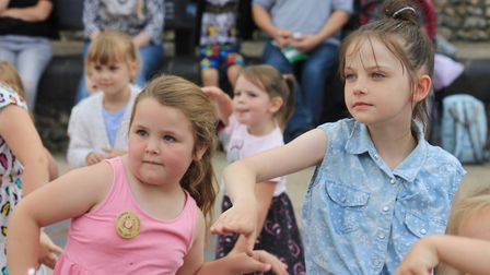 Cromer Carnival children's fortnight, which continues on the pier and beach from August 12-16.Photo:
