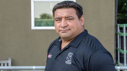 Johnny Marsters had an excellent first season as North Walsham's director of rugby Picture: CLUB