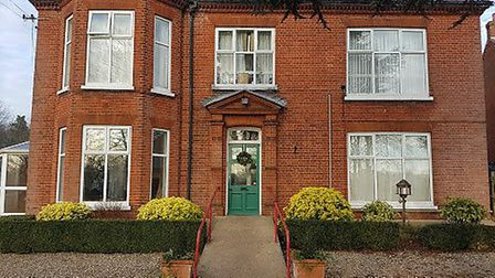 Mead Lodge care home in Buxton is now closed. Picture: Mead House
