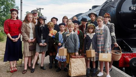 Youngsters as wartime evacuees in Goodnight Mister Tom coming to Sheringham Little Theatre, recrea