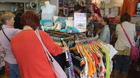 Mermaid helps open EACH's 40th shop. Pictures: EACH