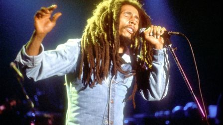 Bob Marley: Overstrand DJ Paul Hensby will be adding reggae to the mix at his latest soul and funk n
