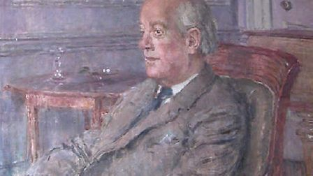 Robert Wyndham Ketton-Cremer, last squire of Felbrigg and donor of the estate to the National Trust