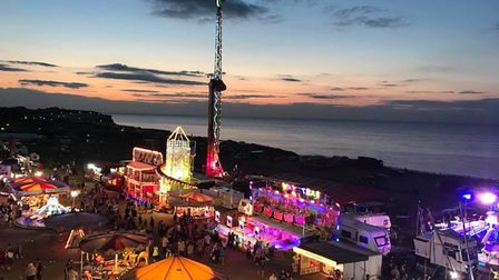 Cromer Carnival is celebrating its 50th anniversary this year (August 17-23). Picture: Rebecca Claxt