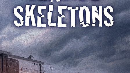 Book cover for Adam Longden's second fiction novel, Seaside Skeletons. Pictures: supplied by Adam Lo