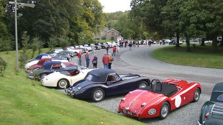 The Jaguar Round Britain Coastal Drive will see Stage 16 flagging off from the Northrepps Cottage Co