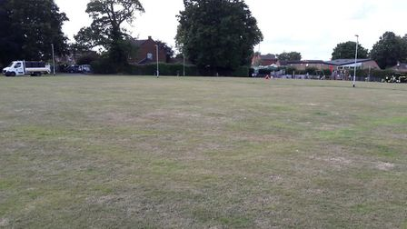 War Memorial Park, North Walsham. Pictures: NNDC Planning Documents