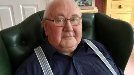 John Donaldson, from north Yorkshire, who was rescued after he fell into a river in the Norfolk Broa
