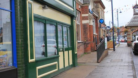 Hastings greengrocers, which was the first in a string of High Street businesses to have closed down