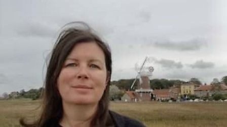 Emma Corlett is Labour's parliamentary candidate in North Norfolk. Pictures: supplied by Emma Corlet