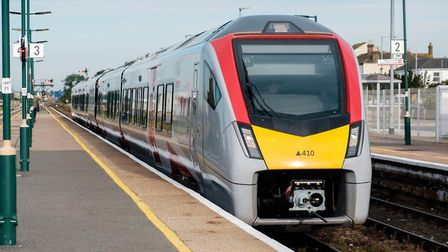 New trains will be operating on the Bittern line within weeks. Photo: Greater Anglia