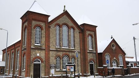 The hustings will be held at Stalham Baptist Church. PHOTO: ANTONY KELLY