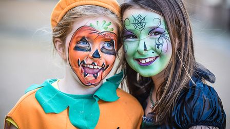 A 'pumpkin parade' will be held in Cromer to mark Halloween. File photo. Picture: Archant Library
