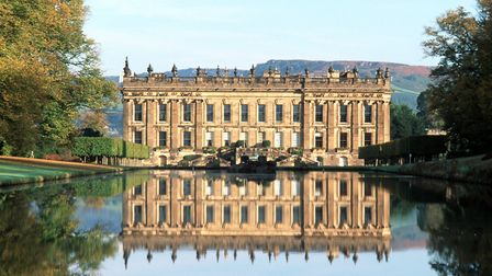 Architect William Talman worked on Chatsworth House. Picture: Submitted