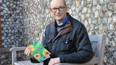 Rev Patrick Coghlan, whose latest book aims at encouraging people to focus on the positive things in