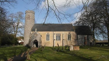 All Saints church in Gresham has received Heritage Lottery funding. Picture: supplied by Mary Cheves