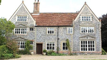 Edingthorpe Hall could offer bed and breakfast to guests. Picture: NNDC planning documents