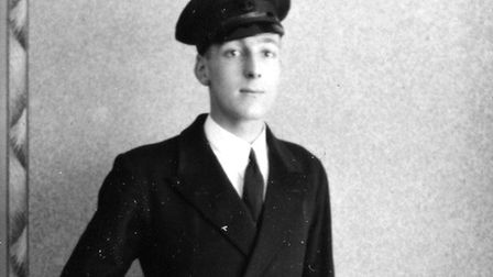 Clifford Abel - the son of Cromer''s station master, who died as a prisoner of war in the Far East.
