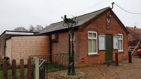 Aylmerton Village Hall in north Norfolk, where Little Sprouts nursery is based. Picture: Stuart Ande