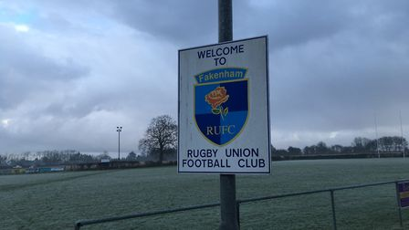 Fakenham Rugby Union Football Club received £4000 towards replacing existing floodlights with new en