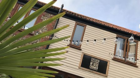 Welly's Smokehouse in Cromer, part of the Wellington Freehouse on Garden Street has undergone a refu