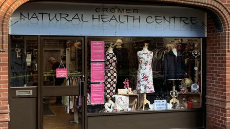 The Priscilla Bacon Hospice is opening a new charity shop in Tucker Street, Cromer. Picture: Stuart