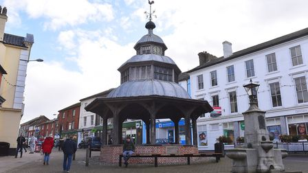 North Walsham is in danger of becoming Norfolk's 'forgotten town', a councillor has claimed. Photo: