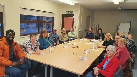 A Good Neighbour scheme will be set up in Stalham, after volunteeers met up last year. Picture: Comm