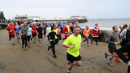 File photo of a North Norfolk Beach Runners event. The Mammoth Marathon is being orgainsed by North