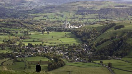 Castleton, Derbyshire by Tony Shipp, entered in the Novice section of the North Norfolk Photographic