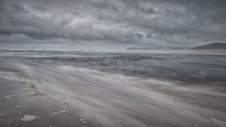 Shades of Grey by Liz Akers, entered in the Advanced section of the North Norfolk Photographic Socie