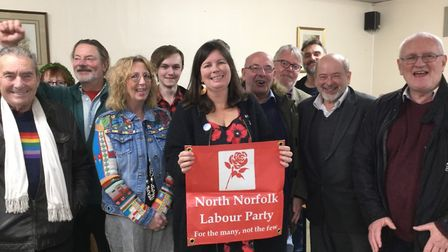 North Norfolk Labour membership has increased by a quarter. Picture: NN Labour