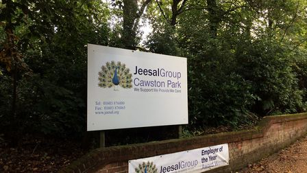 Significant concerns were raised by CQC inspectors at Jeesal Cawston Park Hospital. Pictures: David
