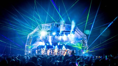 Classic Ibiza is returning to Blickling this summer. Credit: Simon Finlay Photography.
