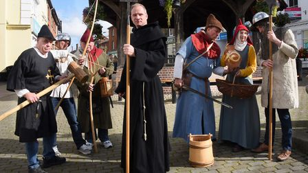 A Middle Ages festival commemorating the The Battle of North Walsham in 1381 will take place later t