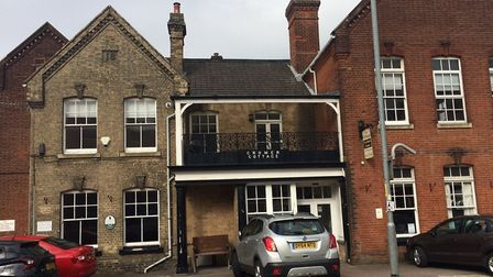 The former Cottage pub in Cromer was sold at auction for £378,500. Picture: David Bale