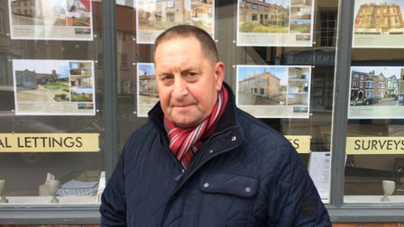 Robert Rawson, from Newark in Nottinghamshire, said: We are following the guidelines but its not sto